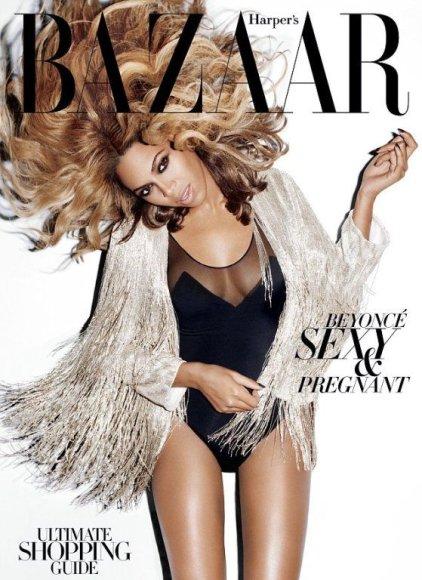 """Beyonce """"prarado"""" moteriškas kūno linijas"""
