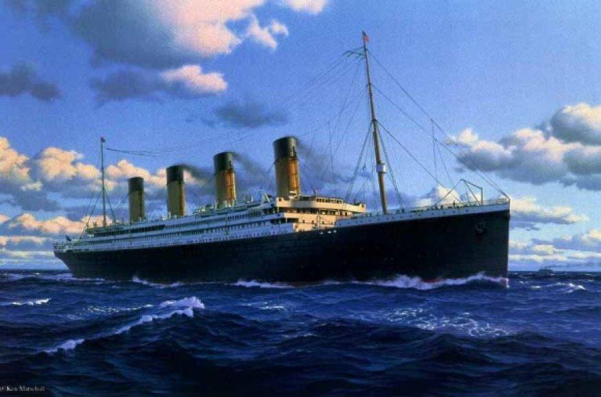 "Laivas ""Titanikas"""