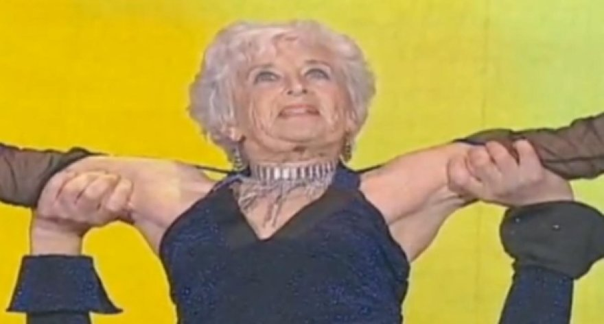 Salsos močiutė.