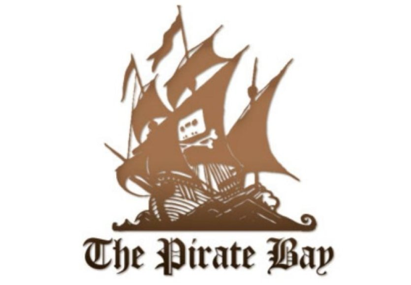 """The Pirate Bay"" logotipas."