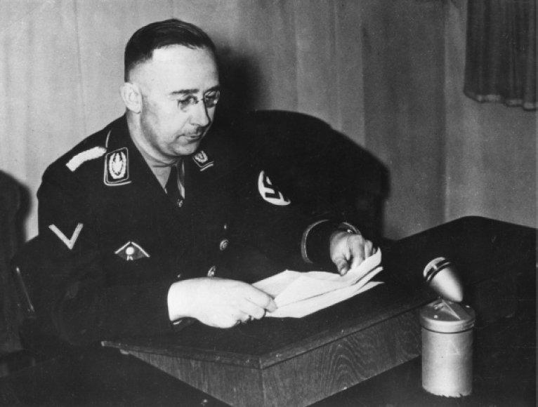 Heinrichas Himmleris.