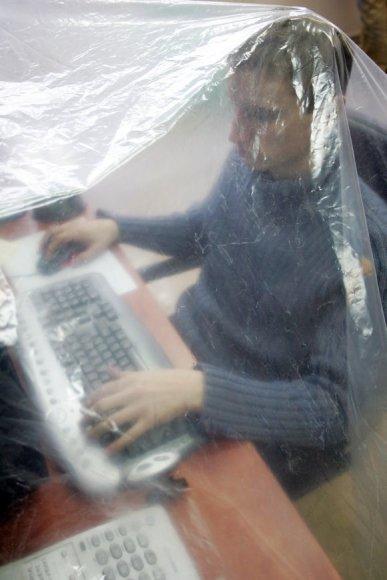 Legali programinė įranga geriau apsaugo kompiuterį nuo virusų.