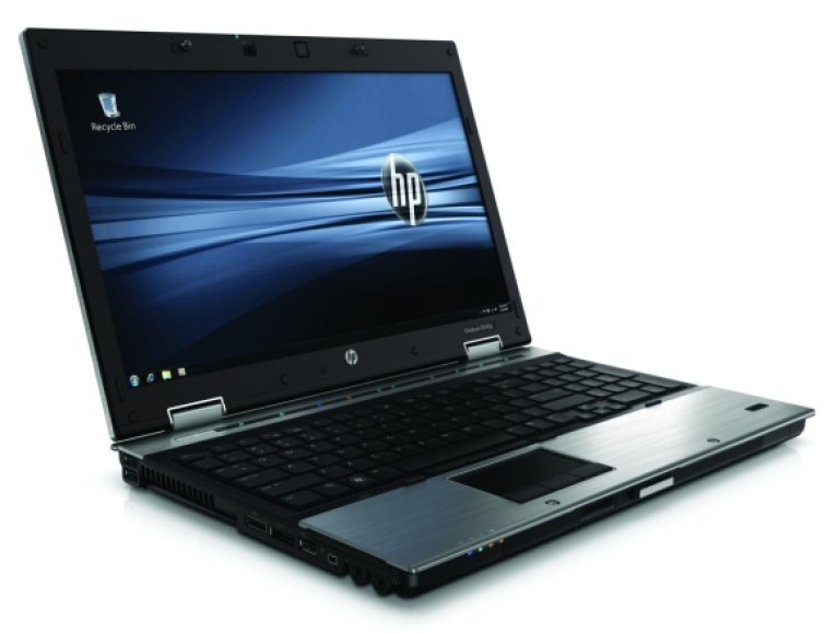 "HP ""EliteBook 8540p""."