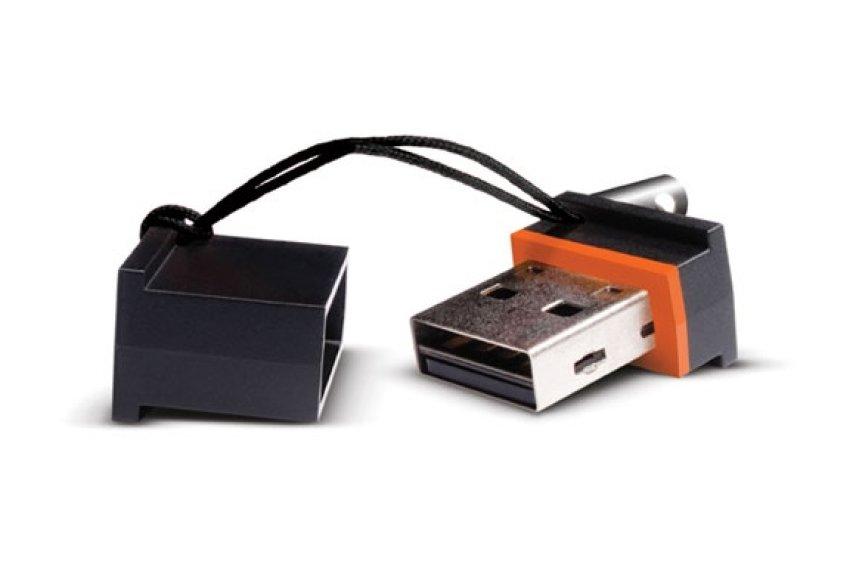 """USB atminties raktas """"MosKeyto""""."""
