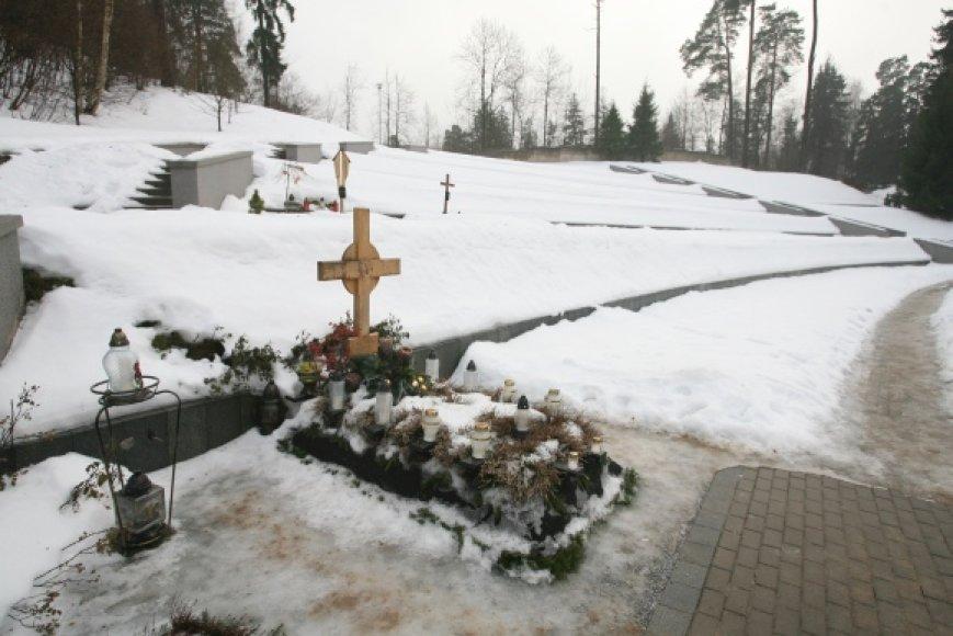 Valstybės vadovų laidojimo vietą ir A.Brazausko kapavietę numatoma sutvarkyti iki pirmųjų prezidento mirties metinių, birželio 26 dienos.