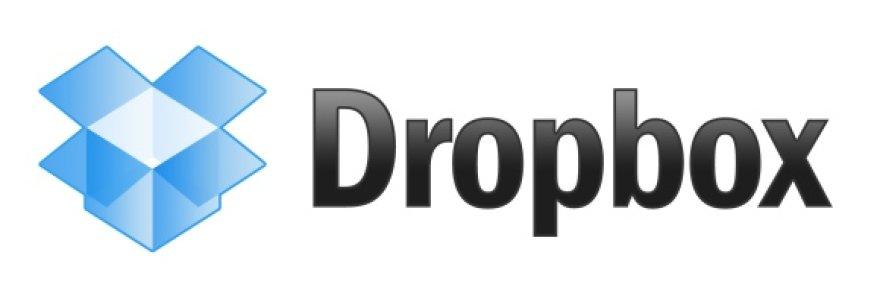 """""""Dropbox"""" logotipas"""