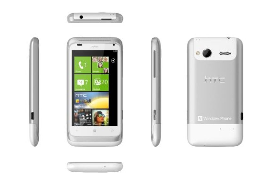 """Išmanusis telefonas """"HTC Radar"""""""