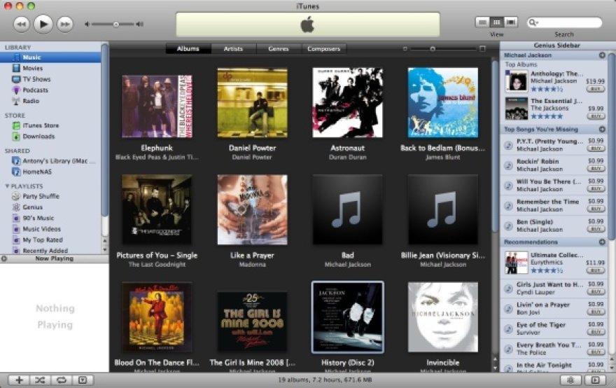 """""""iTunes"""""""