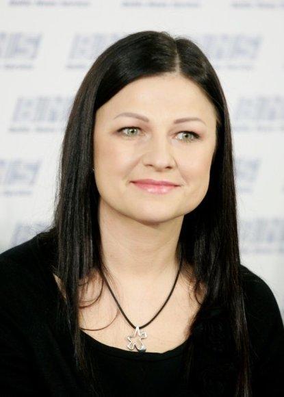 Parlamentarė Agnė Zuokienė.