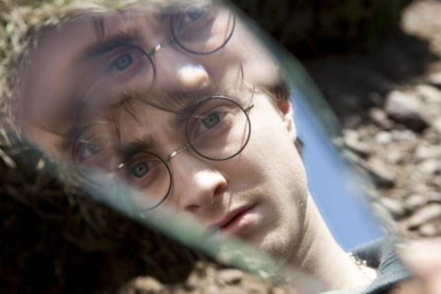 Haris Poteris – Danielis Radcliffe'as.