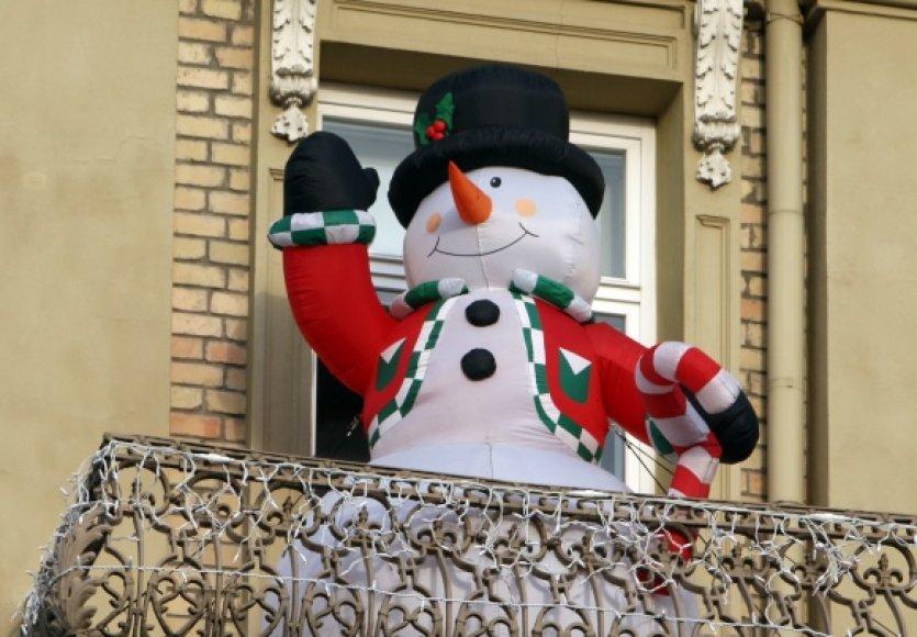 Kalėdinis Vilnius