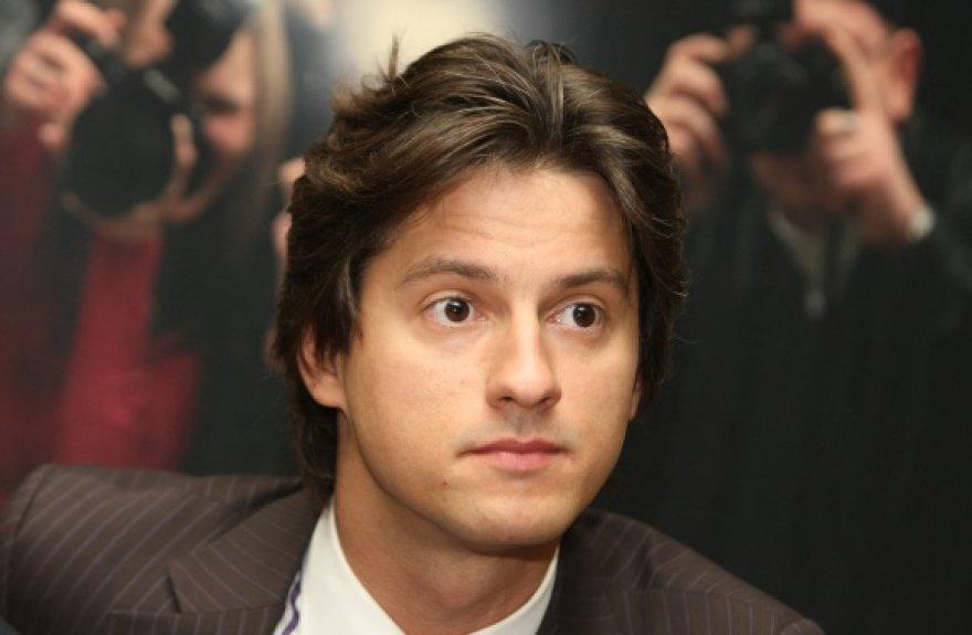 Aktorius Vytautas Rumšas jaunesnysis