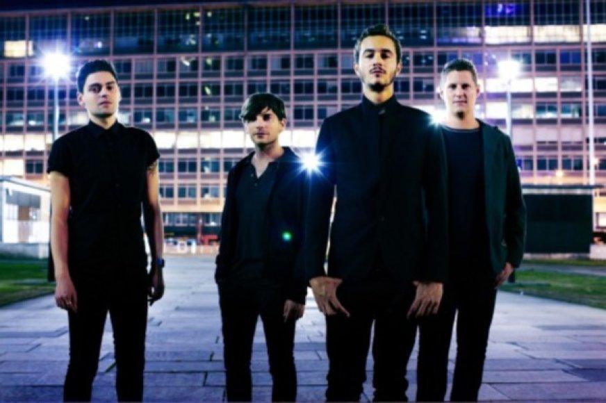 """""""The Editors"""" – viena iš muzikos portalo jau pakalbintų grupių."""