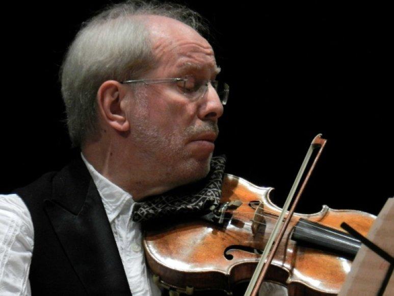 Maestro Gidonas Kremeris