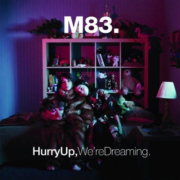 """M83"" diskas ""Hurry Up, We're Dreaming"""