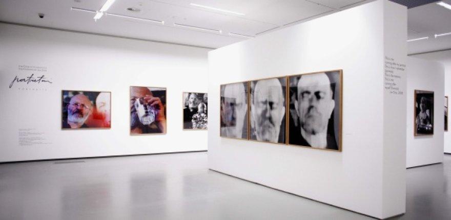 """Paroda """"Portretai. Jim Dine fotografijos"""" veiks iki rugpjūčio 28 d."""
