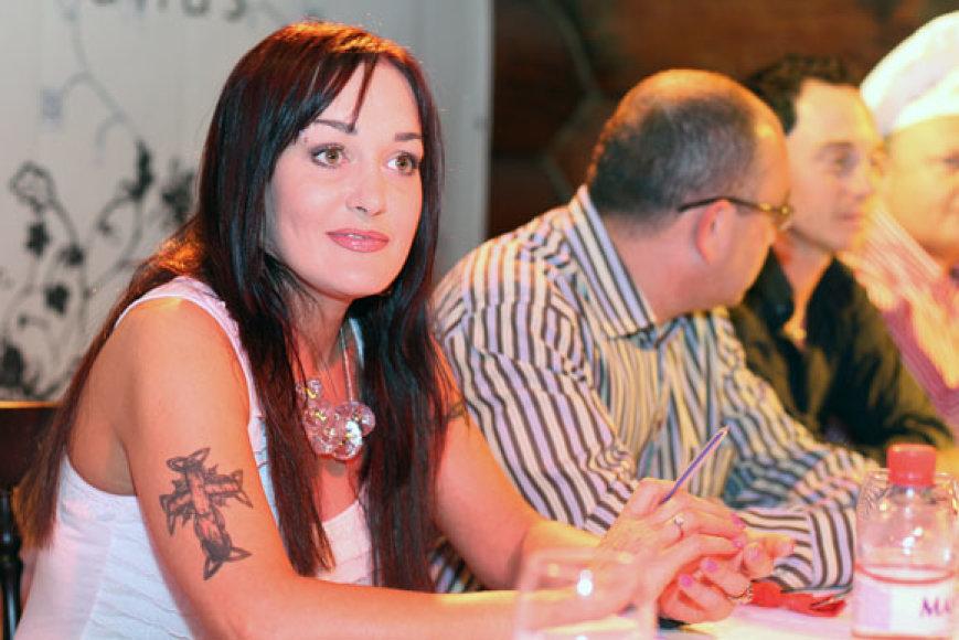 Komisijos narė Džordana Butkutė