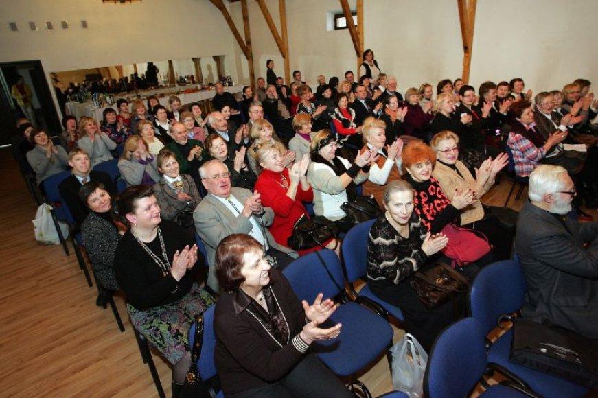 Ryšių istorijos muziejus išgelbėjo be finansavimo likusią Kauno gidų bendrijos organizuotą šventę.