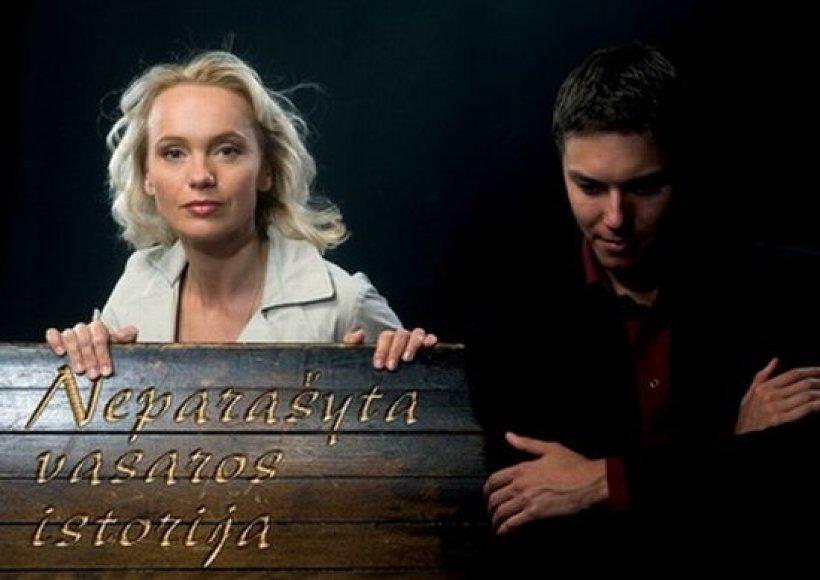 Dalia Michelevičiūtė Kaune pristatys savo pirmąjį režisuotą vaidinimą