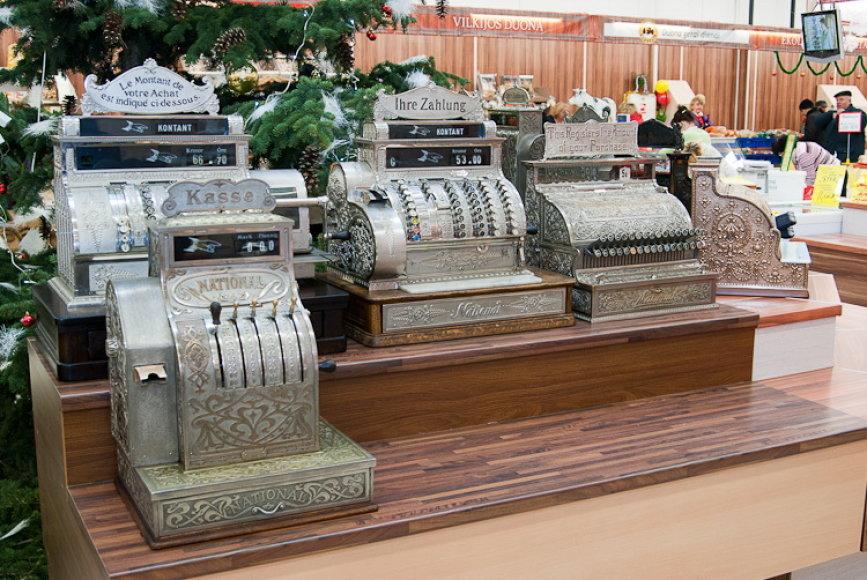 Senieji kasos aparatai