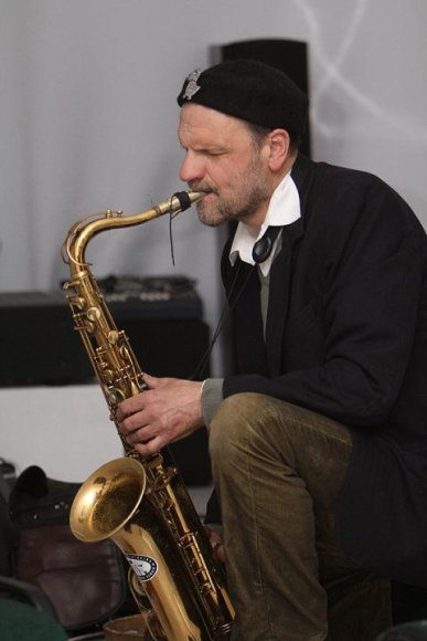 Sezono uždarymo vakare gros muzikantas Gražvydas Kardokas