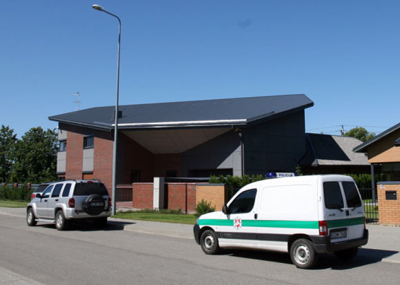 Savižudybę pasirinkęs verslininkas tai padarė savo namuose, Vytėnuose