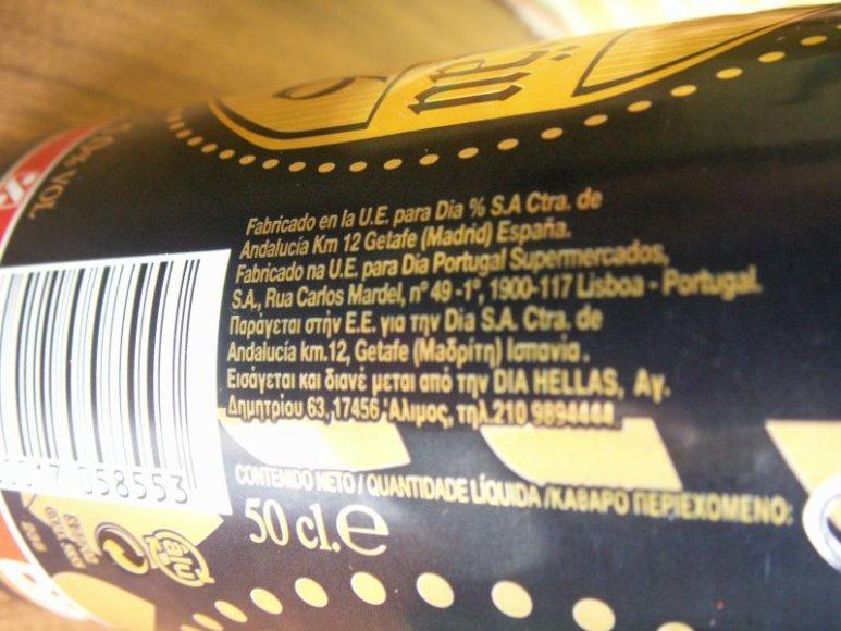 Skardinė alaus