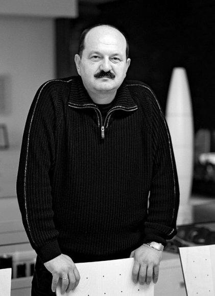 Architektas Virginijus Juozaitis