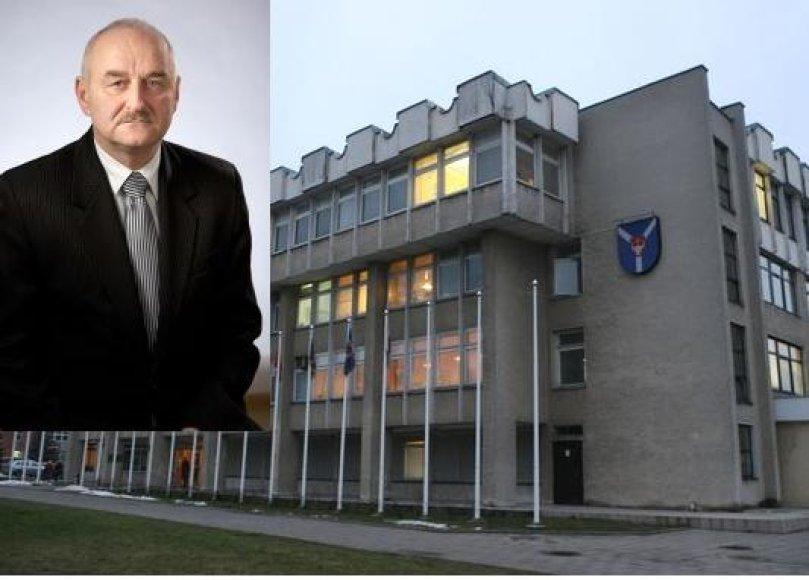 Kauno rajono savivaldybė taryboje jau anksčiau dirbęs Č.Paulauskas rinkimų išvakarėse buvo sulaikytas, kai neblaivus vairavo savo automobilį.