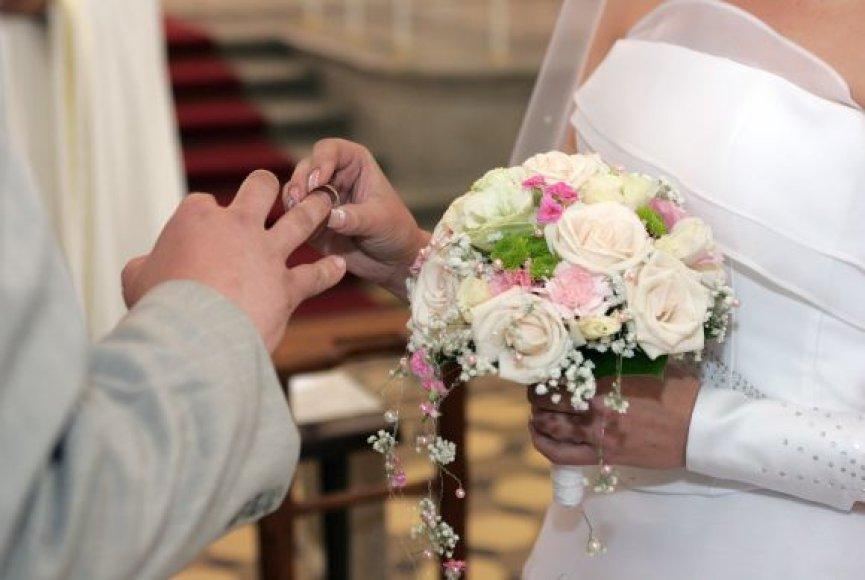 FB-KVSantuokos ceremonijas nuo rugsėjo galės atlikti ne tik santuokos rūmuose.
