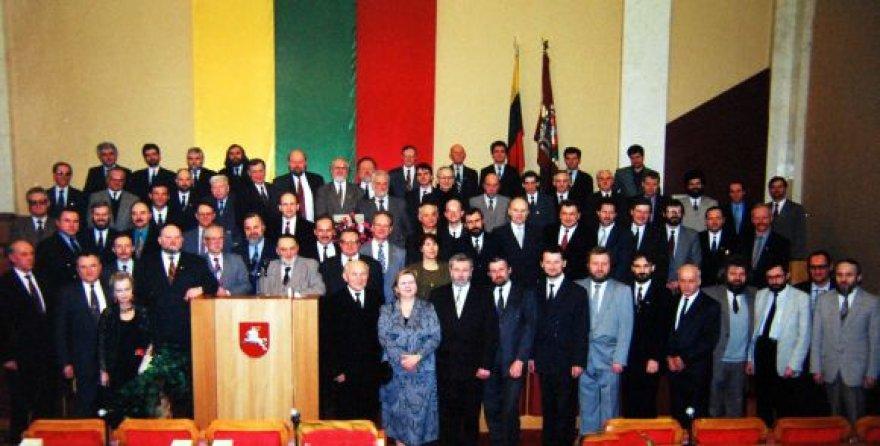 Pirmoji Vilniaus miesto savivaldybės taryba