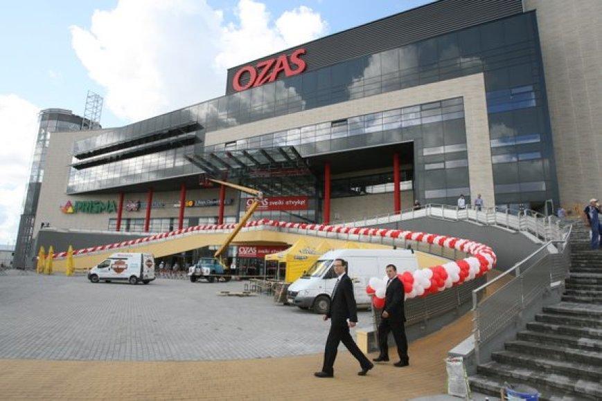 """""""Ozas"""" duris lankytojams atvers ketvirtadienio vakarą"""