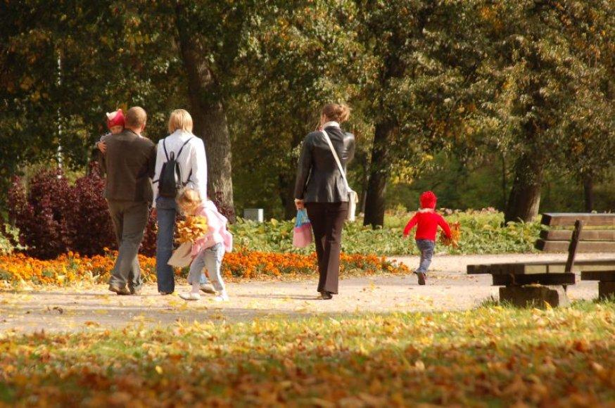 Sereikiškių parkas