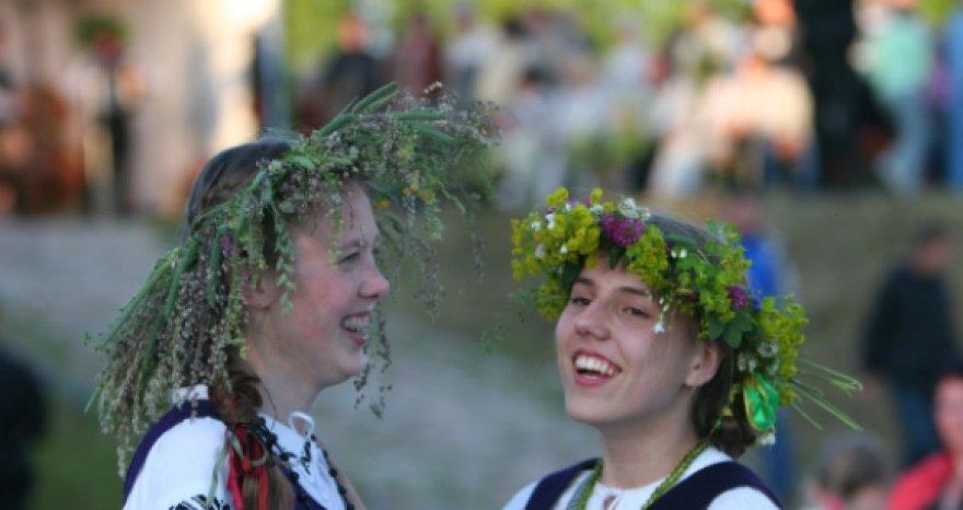 Joninės Klaipėdoje tradiciškai bus švenčiamos ant Jono kalnelio.