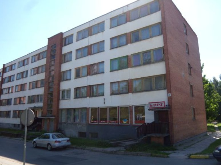 Prasčiausiai gyvena Taikos pr. esančiame KU bendrabutyje įsikūrę studentai.