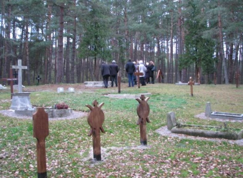 Neringos etnografinės kapinės