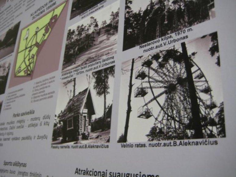 Poilsio parkas daugelio klaipėdiečių prisimenamas, kaip pramogų visai šeimai vieta.