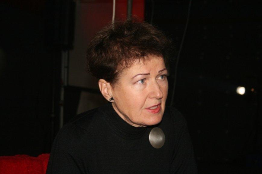 Festivalio direktorė G.Arlickaitė Klaipėdoje viešės kelias dienas ir pati pristatys žiūrovams filmus.