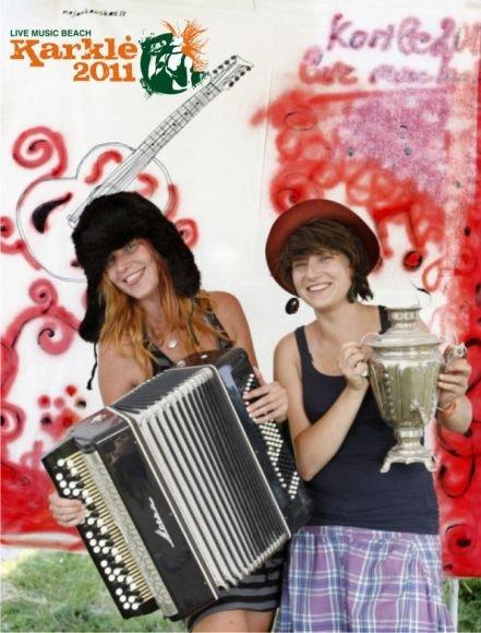 Karklę ir šią vasarą drebins muzikos festivalis.
