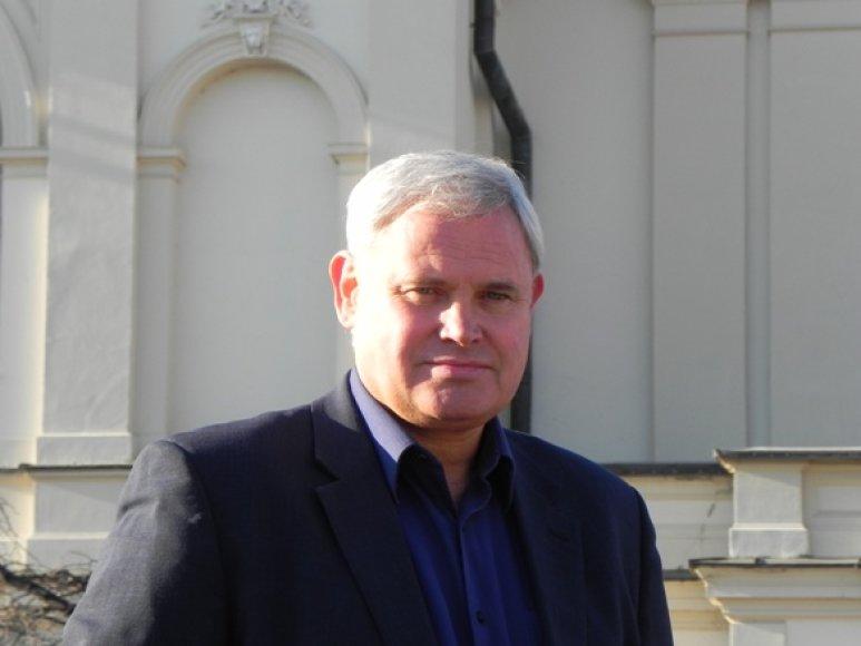 Vytautas Grubliauskas teigė, jog atsisveikinti su Seimo nario mandatu jam nebus sudėtinga, juolab kad Klaipėdoje gyvena ir jo šeima.