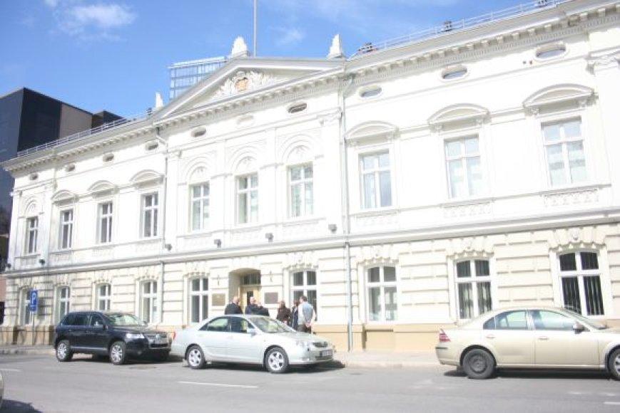 Į buvusios Klaipėdos rotušės patalpas norima įkurdinti savivaldybės skyrius.