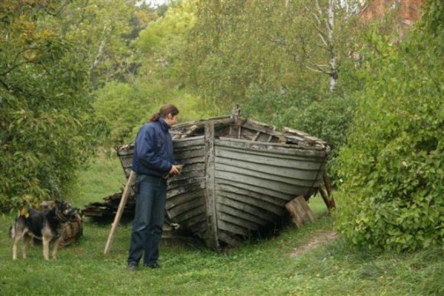 Jūros šventėje bus galima išbandyti unikalų laivą - dorę.