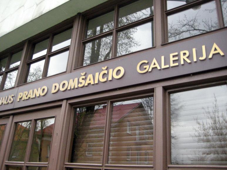P.Domšaičio galerija antradienį kviečia į diskusiją apie V.Kasiulio darbus.