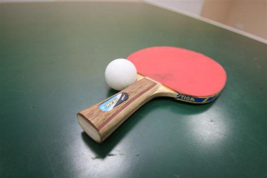 Stalo teniso raketė