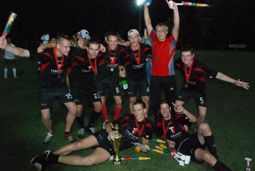 Nugalėtojų komanda