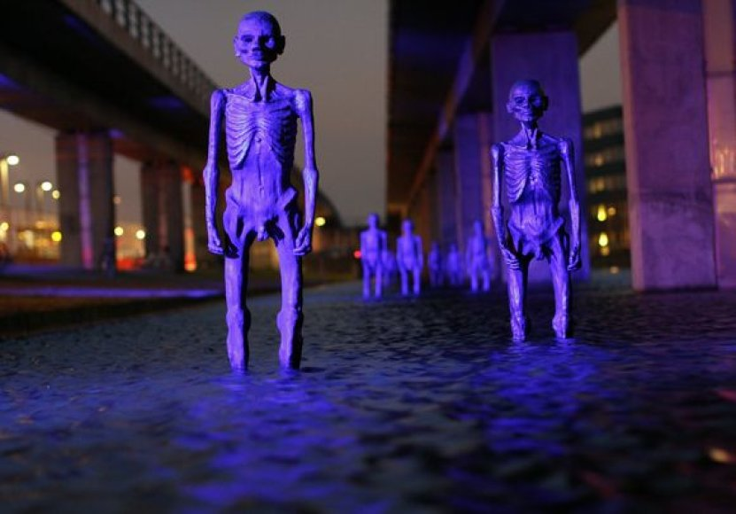 Kopenhagos statulėlės