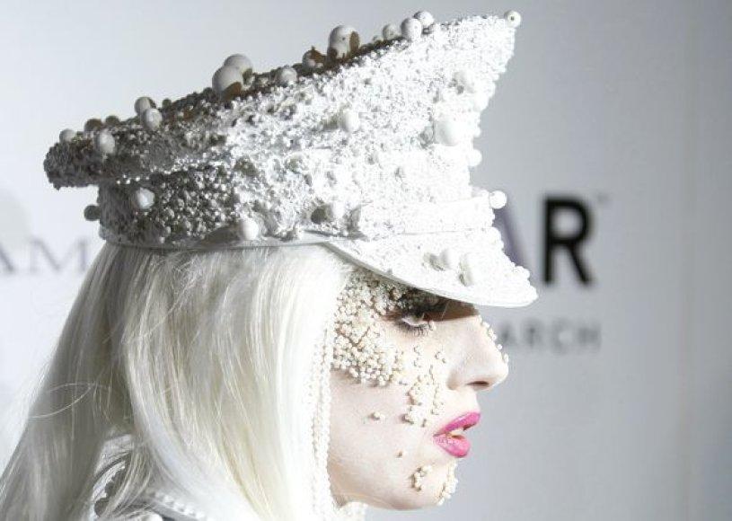 Lady GaGos pasirodymas