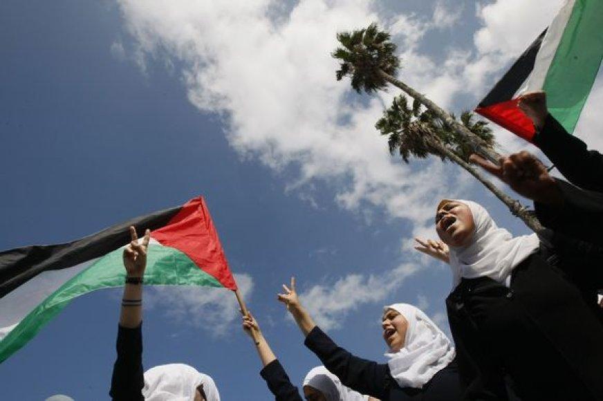 Palestiniečių eitynės