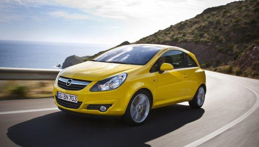 """Opel Corsa"" 2011"