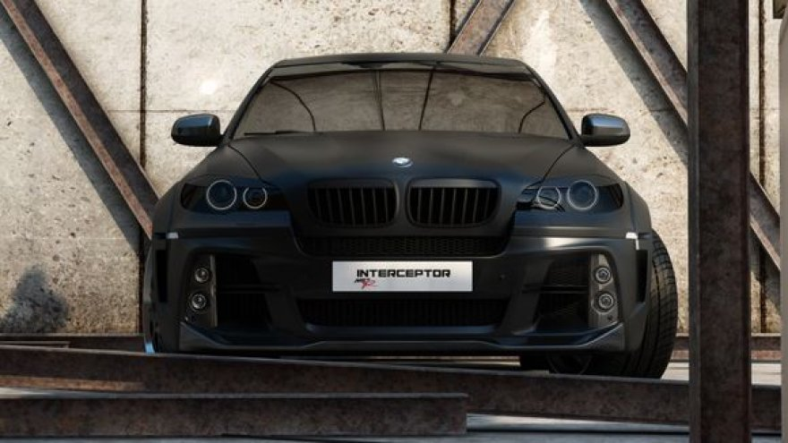 """BMW X6 Interceptor"""
